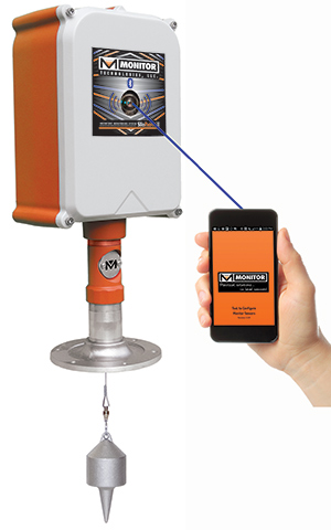 SiloPatrol Level Sensor with Bluetooth� Set-up