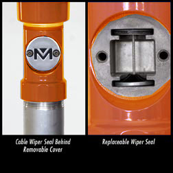 Silo Patrol Wiper Seal